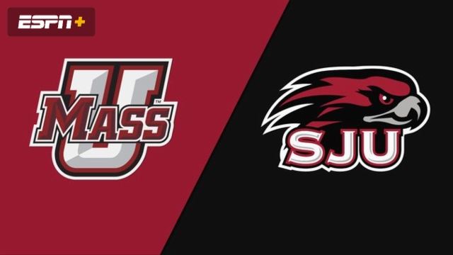 UMass vs. Saint Joseph's (W Basketball)
