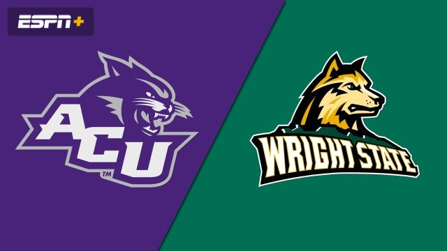 Abilene Christian vs. Wright State (W Basketball)