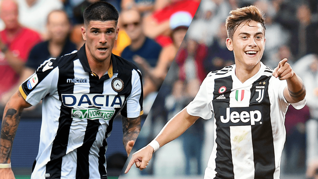 Udinese vs. Juventus (Serie A)