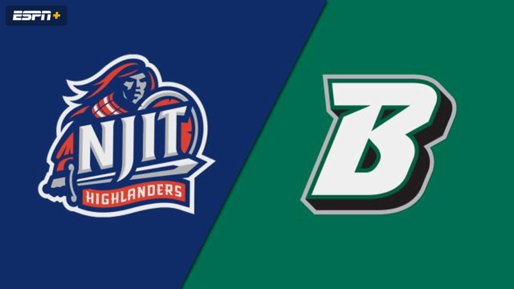 NJIT vs. Binghamton (M Basketball)