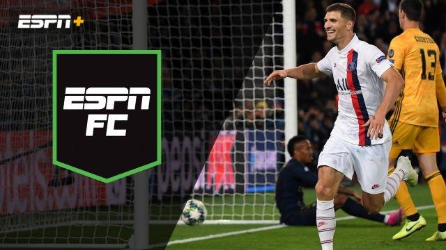 Wed, 9/18 - ESPN FC