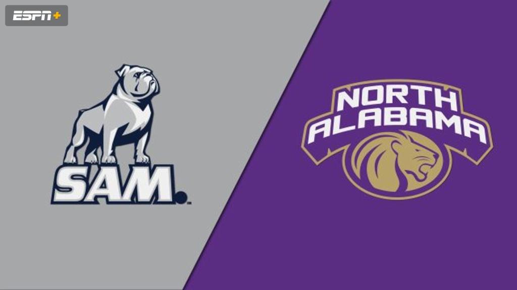 Samford vs. North Alabama (M Basketball)