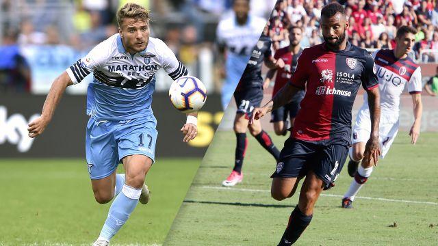 Lazio vs. Cagliari