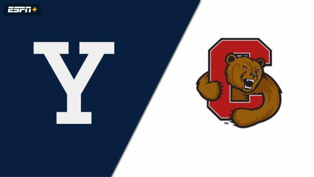 Yale vs. #4 Cornell (M Hockey)