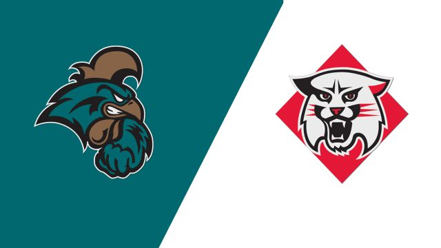 Coastal Carolina vs. Davidson (W Soccer)