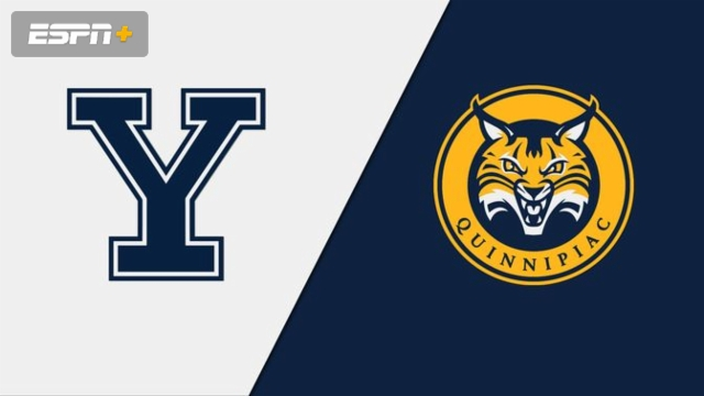 Yale vs. #10 Quinnipiac (W Hockey)
