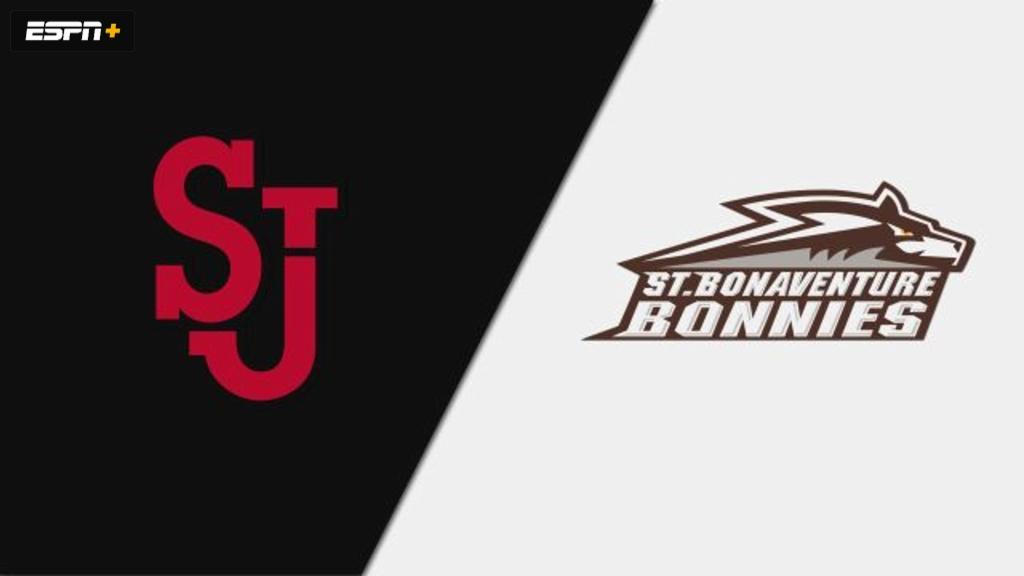 St. John's vs. St. Bonaventure (W Basketball)