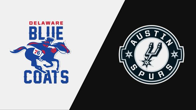 Delaware Blue Coats vs. Austin Spurs