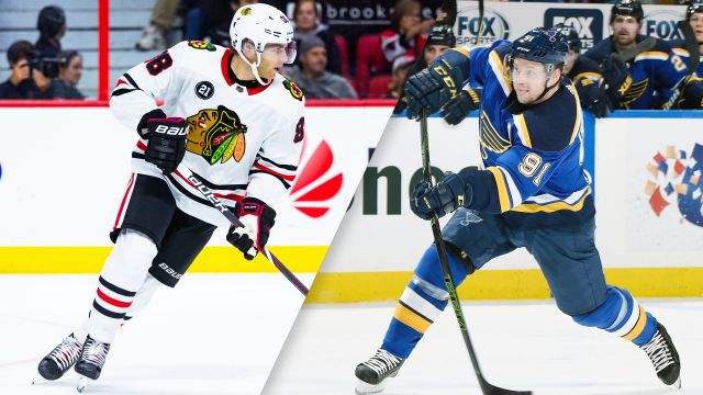 Chicago Blackhawks vs. St. Louis Blues
