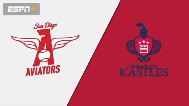 San Diego Aviators vs. Washington Kastles
