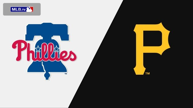 Philadelphia Phillies vs. Pittsburgh Pirates