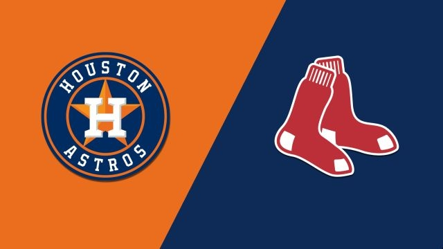Houston Astros vs. Boston Red Sox