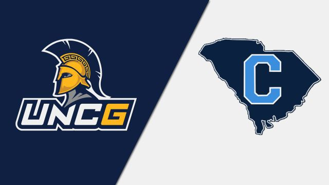 UNC Greensboro vs. The Citadel (W Volleyball)