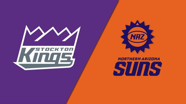 Stockton Kings vs. Northern Arizona Suns
