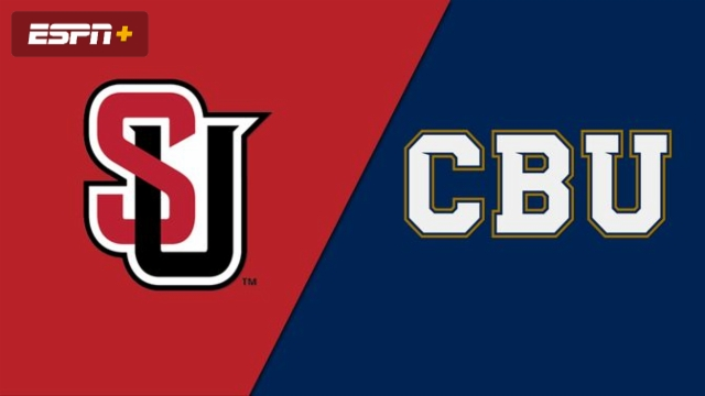 Seattle U vs. California Baptist (M Basketball)