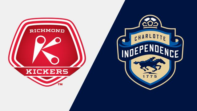 Richmond Kickers vs. Charlotte Independence
