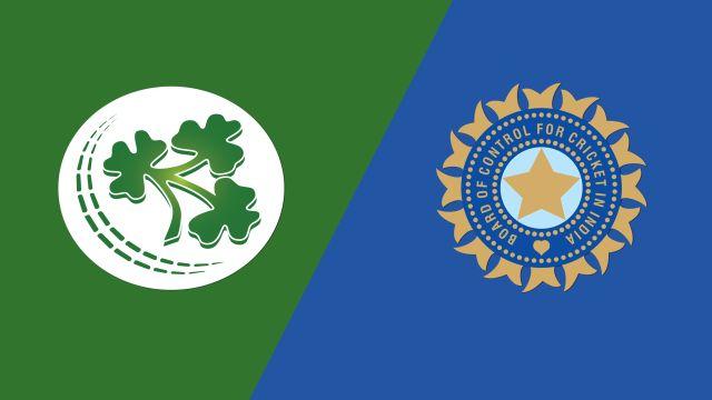 Ireland vs. India (1st T20)