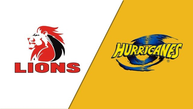 Lions vs. Hurricanes (Super Rugby)