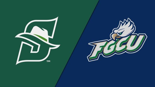 Stetson vs. Florida Gulf Coast (Game 1) (Baseball)