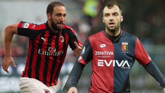 AC Milan vs. Genoa (Serie A)