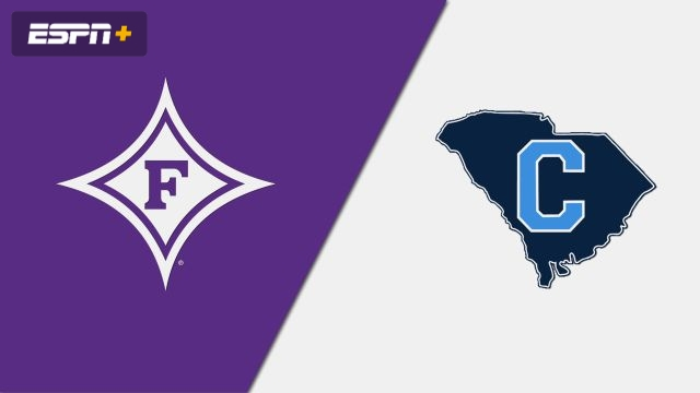 Furman vs. The Citadel (W Soccer)