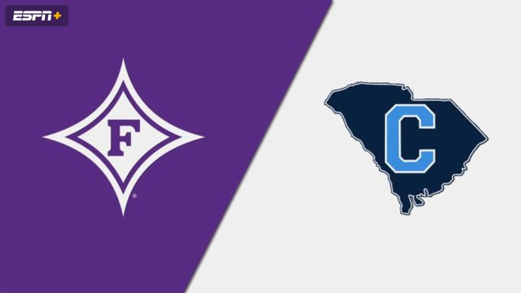 Furman vs. The Citadel (W Soccer)