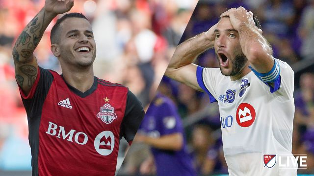 Toronto FC vs. Montreal Impact