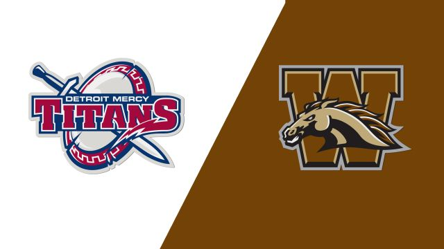 Detroit Mercy vs. Western Michigan (W Soccer)