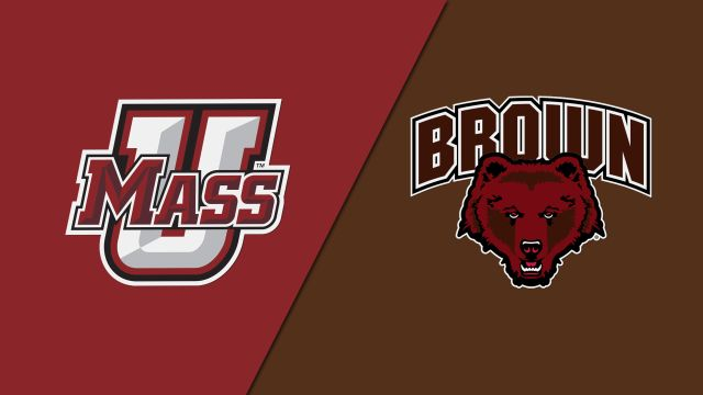 Massachusetts vs. Brown (W Basketball)