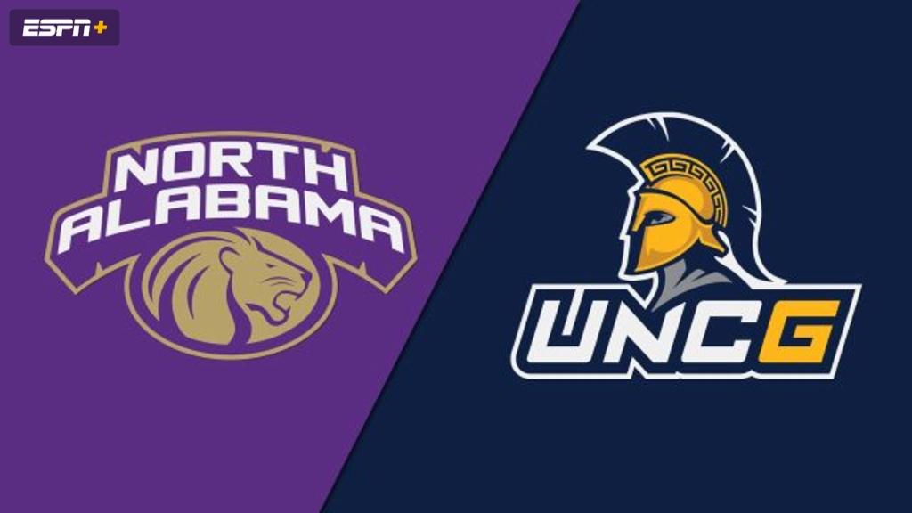North Alabama vs. UNC-Greensboro (M Basketball)