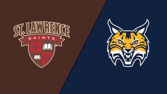 St. Lawrence vs. #6 Quinnipiac (M Hockey)