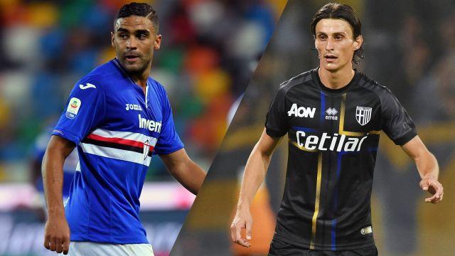Sampdoria vs. Parma (Serie A)