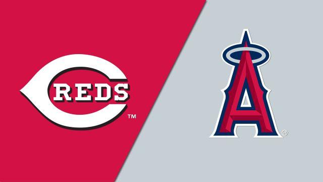 Cincinnati Reds vs. Los Angeles Angels