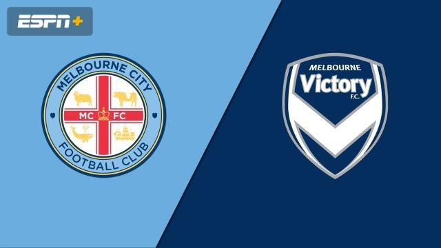 Melbourne City FC vs. Melbourne Victory (A-League)