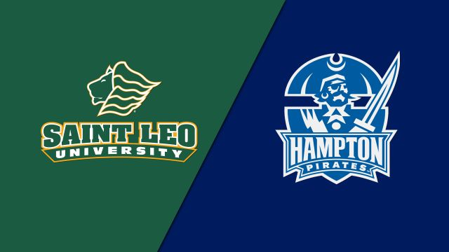 Saint Leo vs. Hampton (M Basketball)