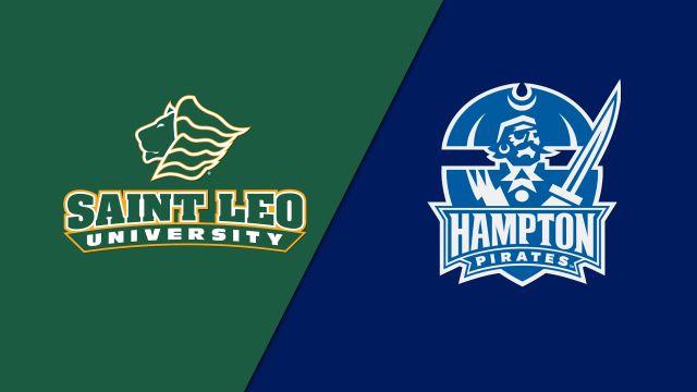 Saint Leo vs. Hampton (M Basketball)