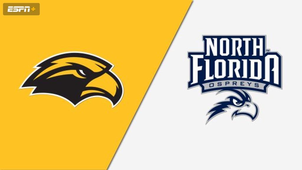 Southern Miss vs. North Florida (M Basketball)