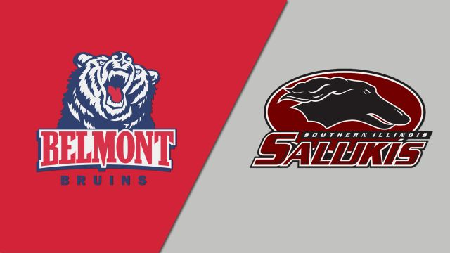 Belmont vs. Southern Illinois (Baseball)