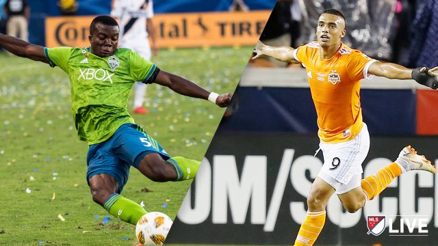 Seattle Sounders FC vs. Houston Dynamo