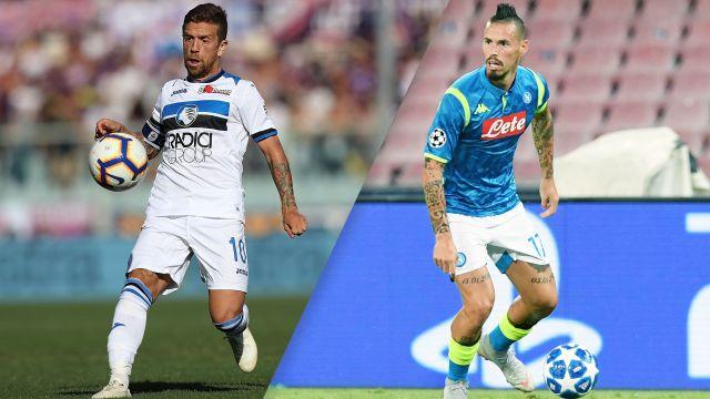 Atalanta vs. Napoli (Serie A)