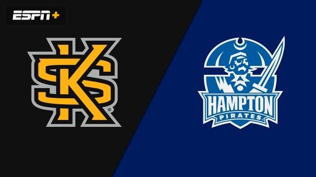 Kennesaw State vs. Hampton (Football)
