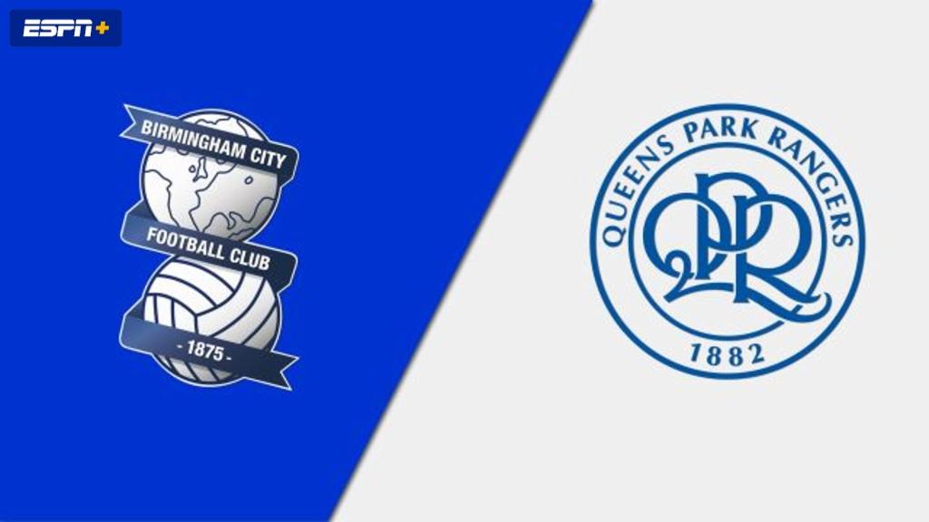 Birmingham City vs. Queens Park Rangers (English League Championship)