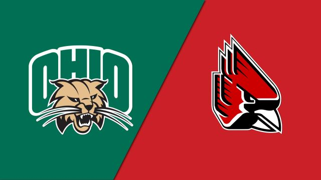 Ohio vs. Ball State (Quarterfinal) (MAC Women's Volleyball Championship)