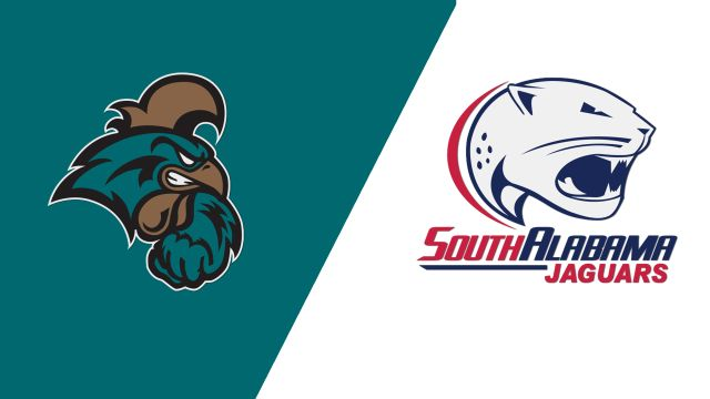 Coastal Carolina vs. South Alabama (Game 13) (Sun Belt Baseball Tournament)