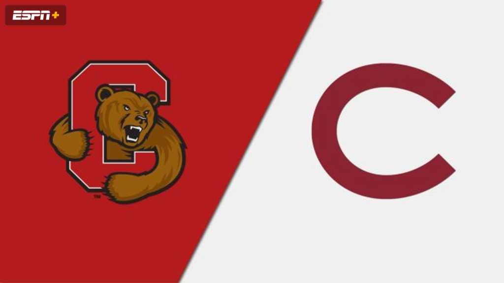 #4 Cornell vs. Colgate (W Hockey)