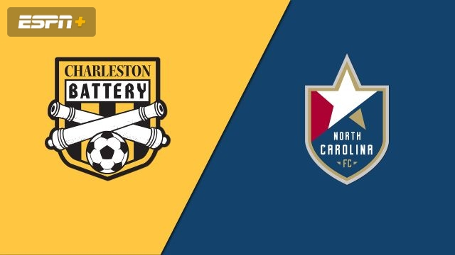 Charleston Battery vs. North Carolina FC (USL Championship)