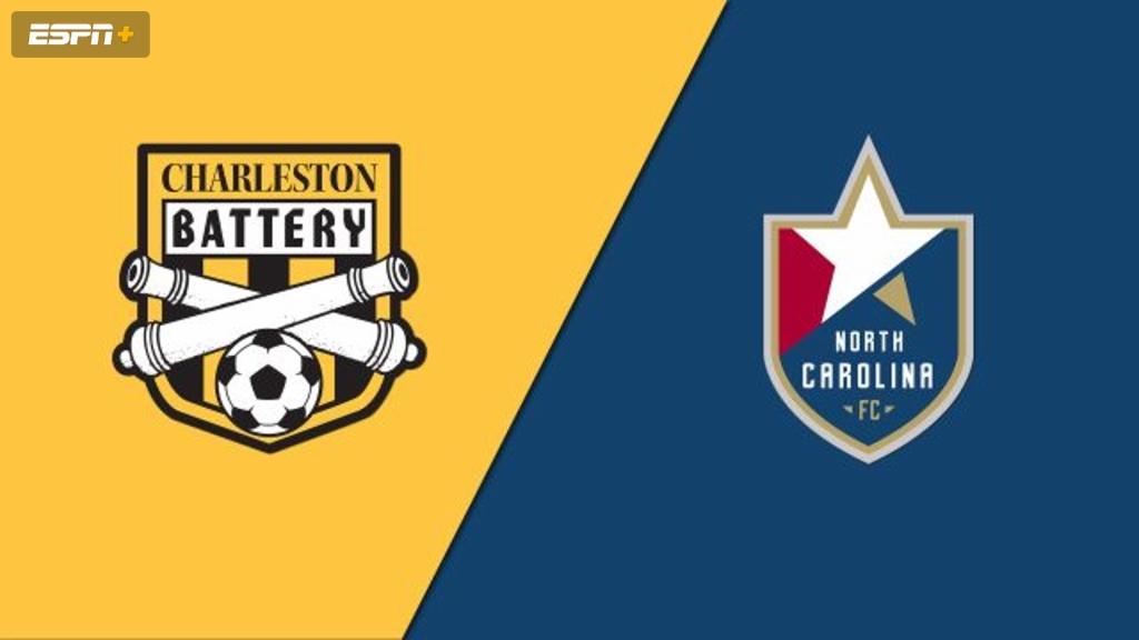Charleston Battery vs. North Carolina FC (USL Championship)