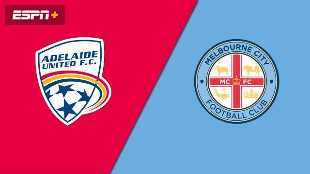 Adelaide United vs. Melbourne City FC (A-League)