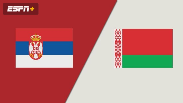 Serbia vs. Belarus (Group Phase) (FIBA Women's EuroBasket 2019)