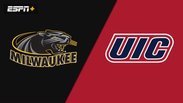 Milwaukee vs. UIC (Semifinal) (M Soccer)